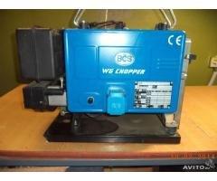 Сварочный аппарат (чоппер) BCS, пр-во Италия